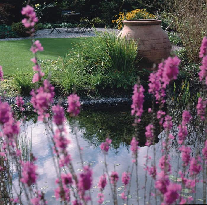 Garten war immer Landschaftsbau